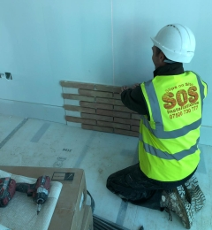 Slips on Site - Brick Slips - Brick Tiles cladding - Brick Slips - Stone Veneer - fitters - installers - brick slips uk - Commercial brick slip fitters - cladding - nationwide, brick slips uk,shop fitting